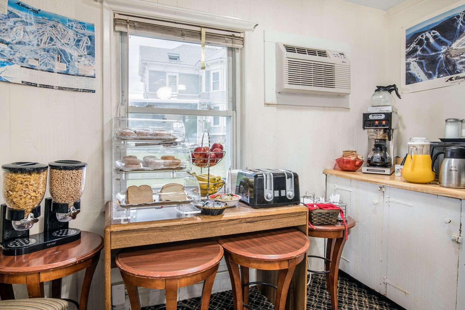 Restaurant - Rodeway Inn US 7 Rutland