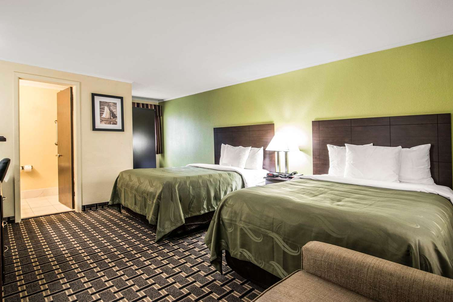 Room - Quality Inn Montpelier Barre