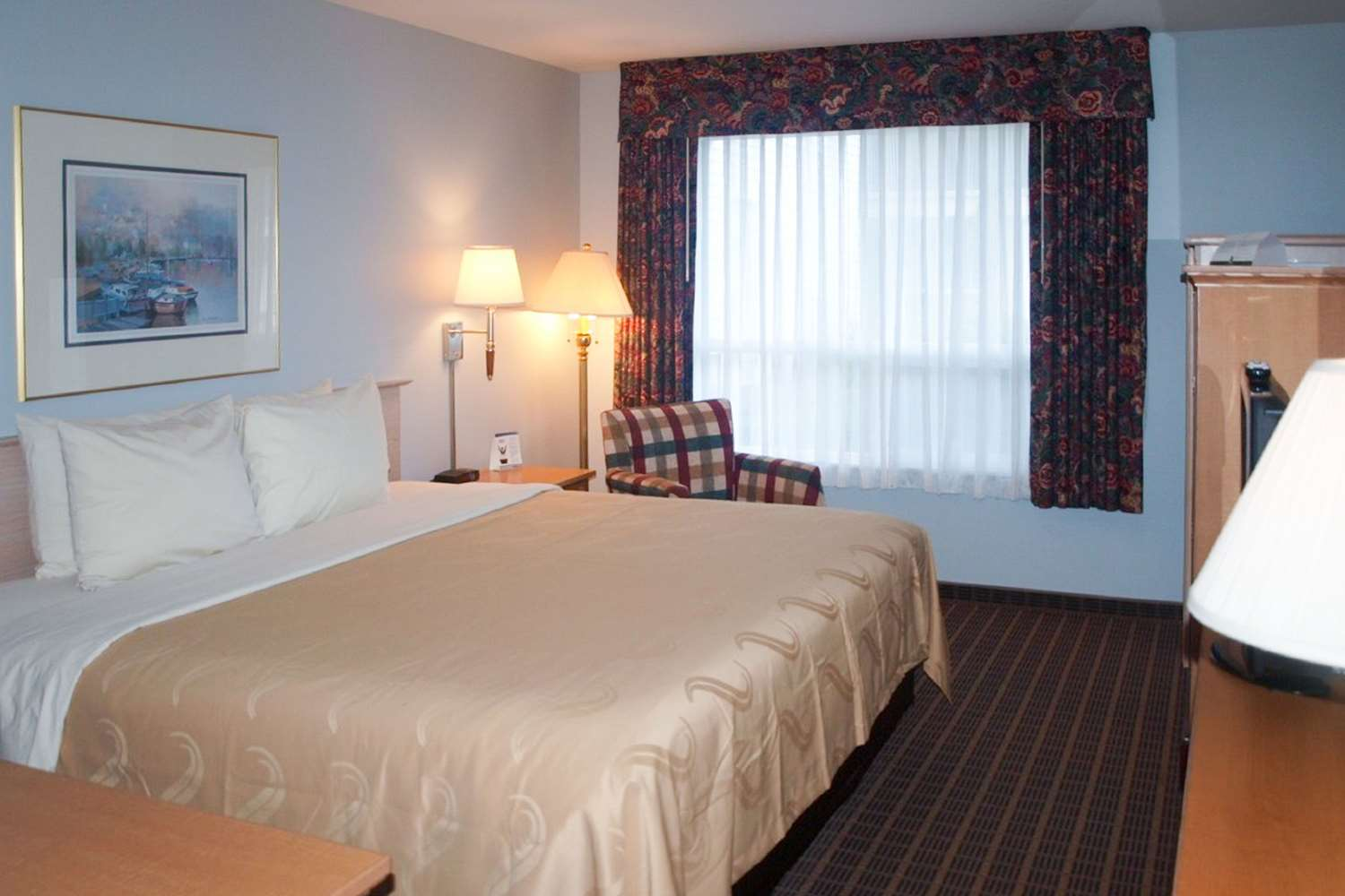 Room - Quality Inn Ocean Shores