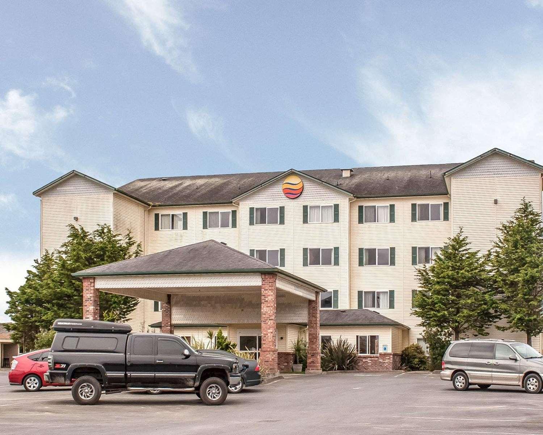 Exterior view - Comfort Inn & Suites Ocean Shores