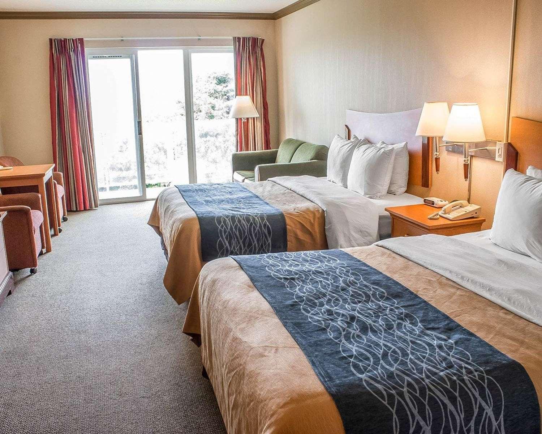 Room - Comfort Inn & Suites Ocean Shores