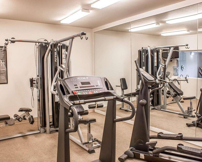 Fitness/ Exercise Room - Comfort Inn & Suites Ocean Shores