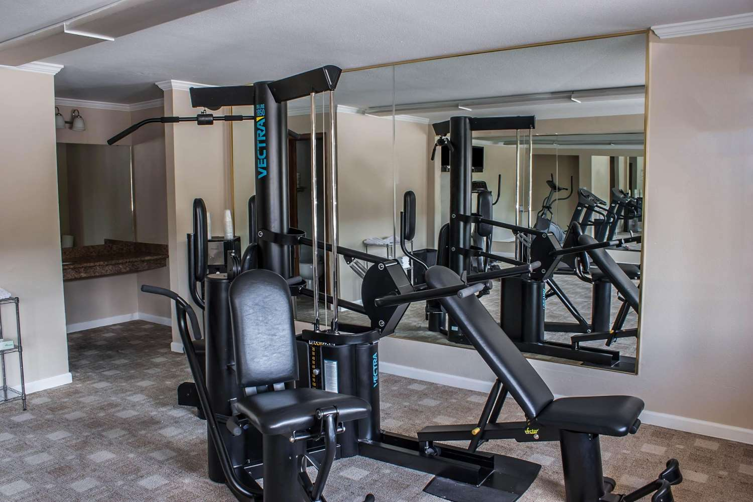Fitness/ Exercise Room - Quality Inn & Suites Fife