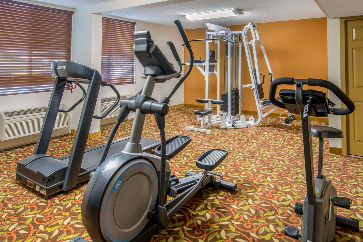 Fitness/ Exercise Room - Quality Inn Downtown 4th Avenue Spokane