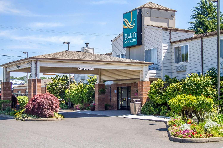 Exterior view - Quality Inn & Suites Longview