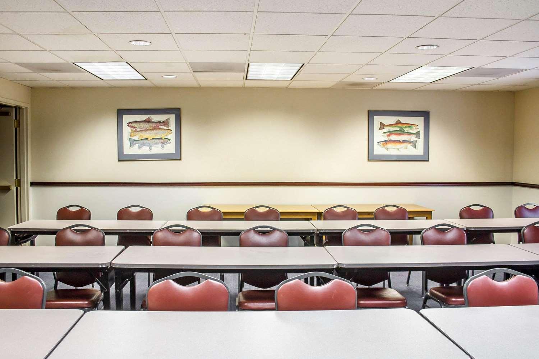 Meeting Facilities - Quality Inn & Suites Longview