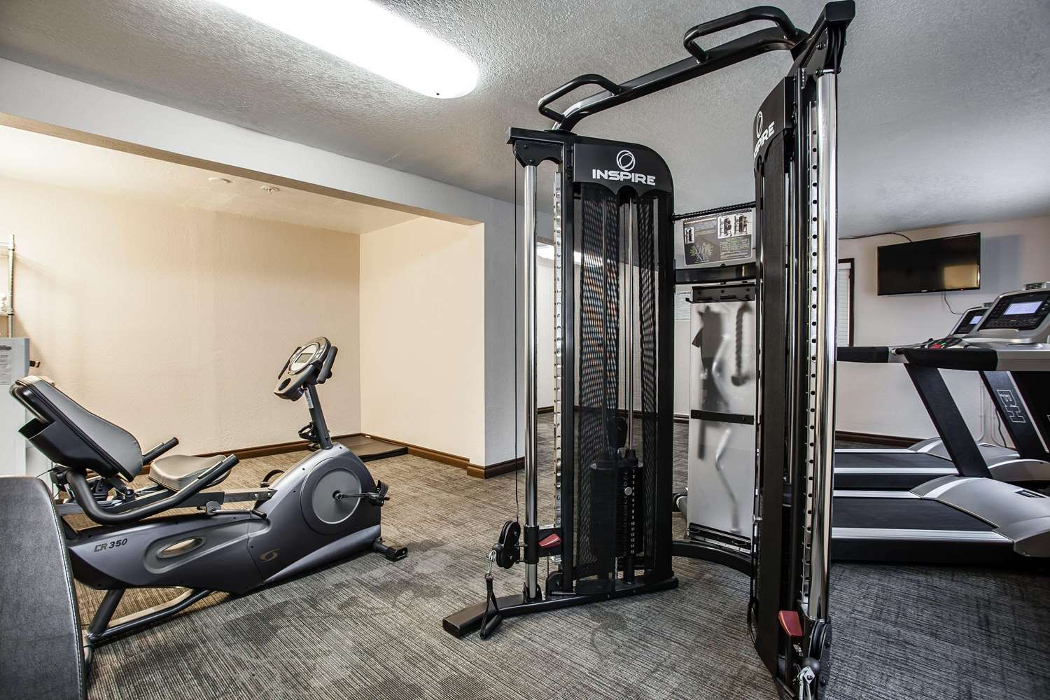Fitness/ Exercise Room - Clarion Hotel Renton