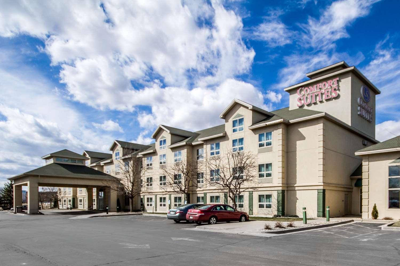 Exterior view - Comfort Suites Madison