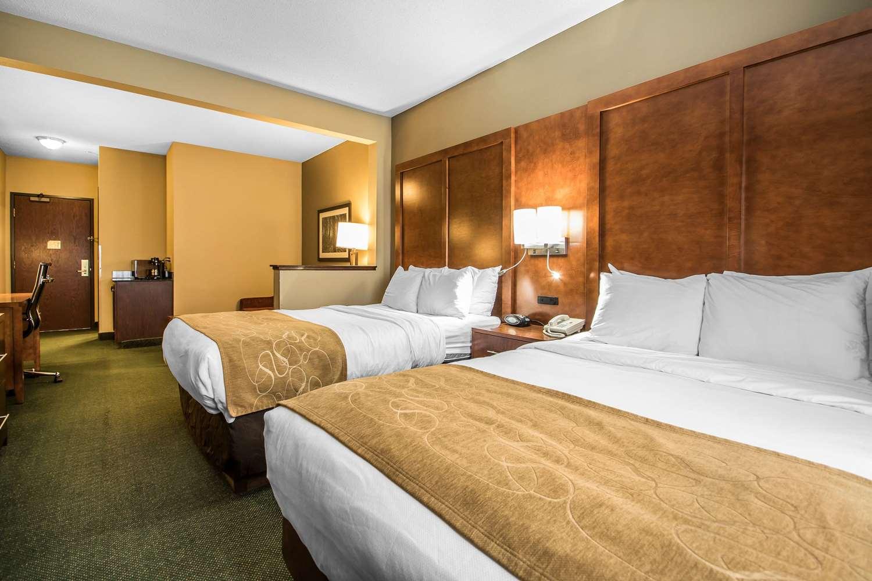 Suite - Comfort Suites Madison