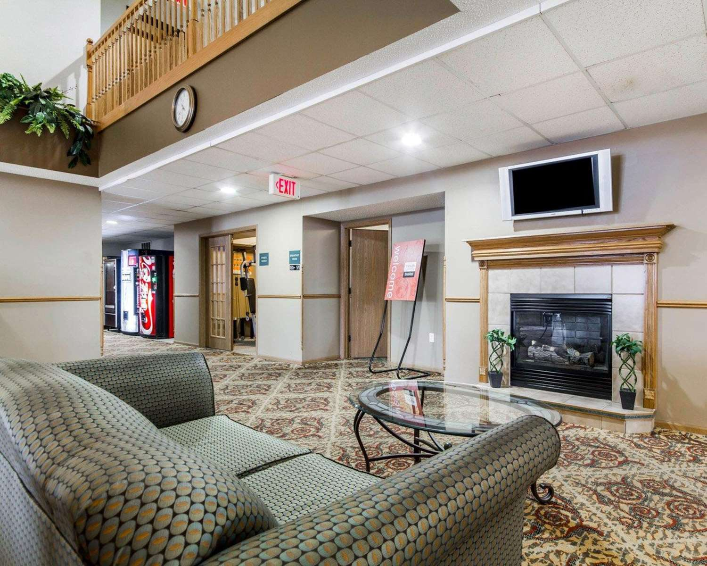 Lobby - Quality Inn Edgerton