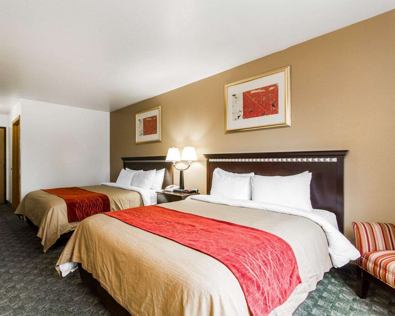 Room - Quality Inn Edgerton