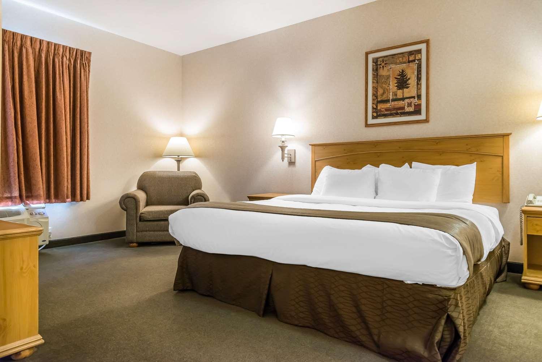 Suite - Rodeway Inn & Suites Tomahawk