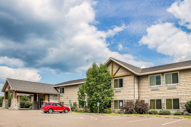 Exterior view - Rodeway Inn & Suites Tomahawk