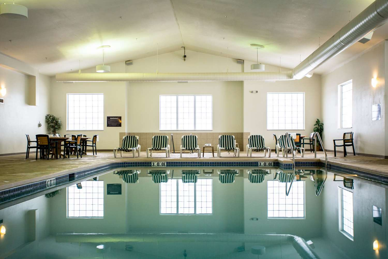 Pool - Sleep Inn & Suites Conference Center Eau Claire