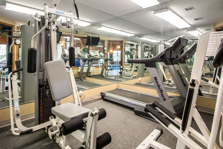 Fitness/ Exercise Room - Quality Inn & Suites Sun Prairie