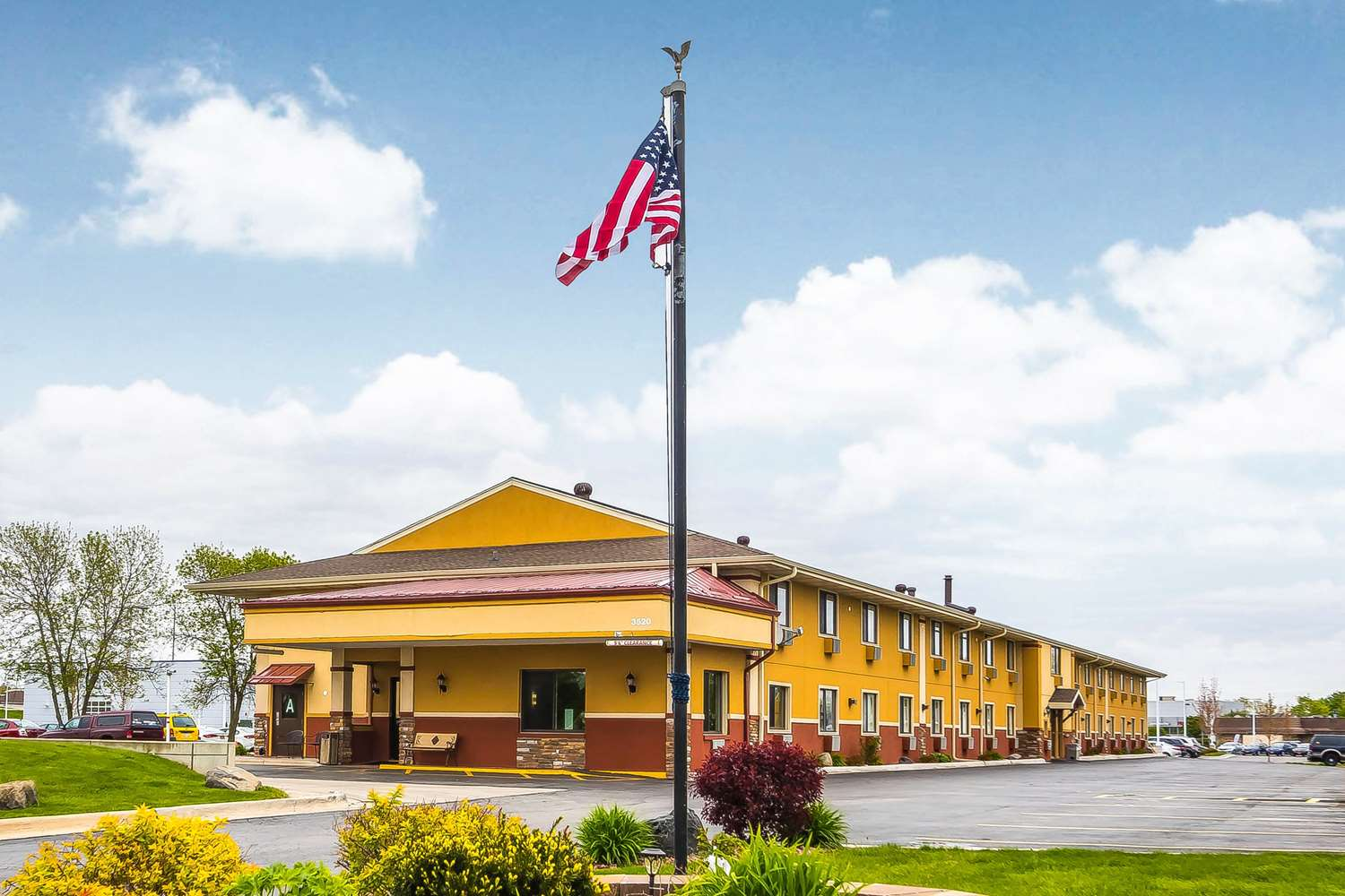 Exterior view - Quality Inn Janesville