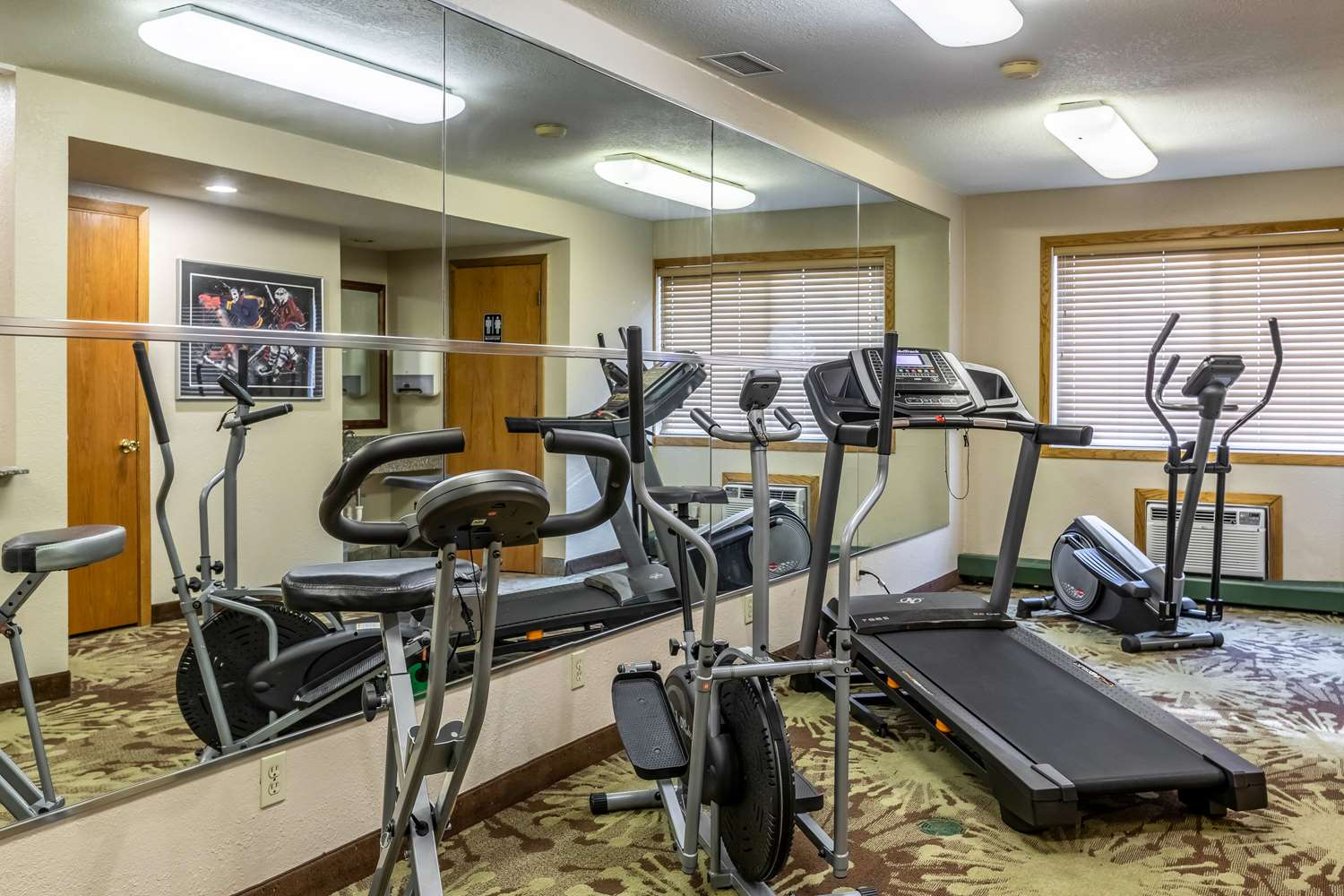 Fitness/ Exercise Room - Quality Inn Wausau