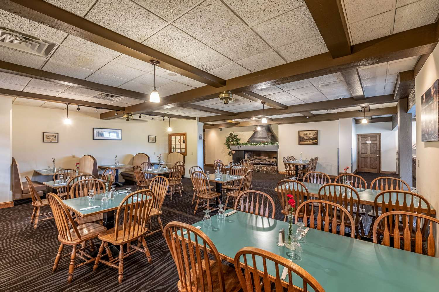 Restaurant - Quality Inn Wausau