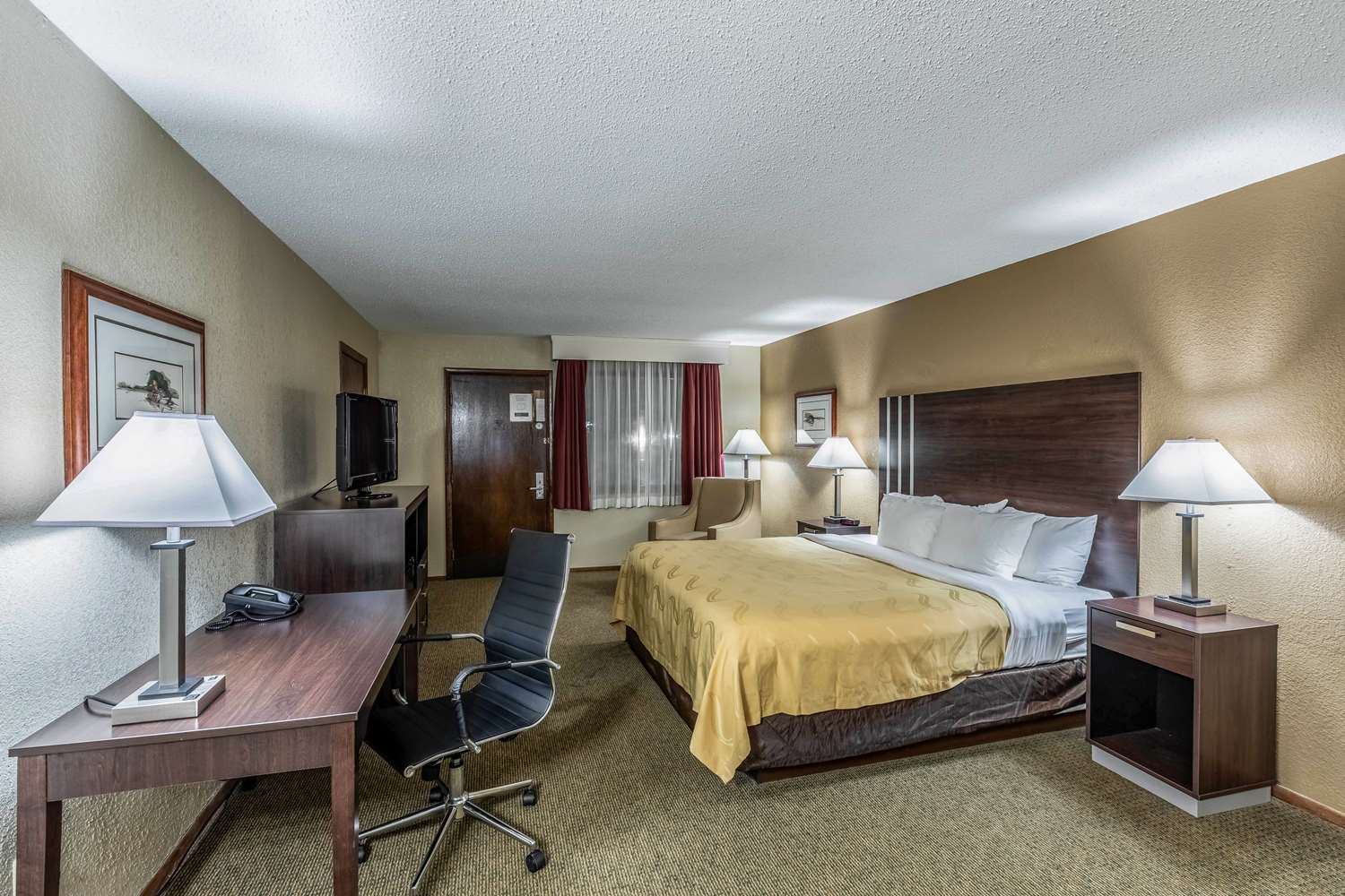 Room - Quality Inn Wausau
