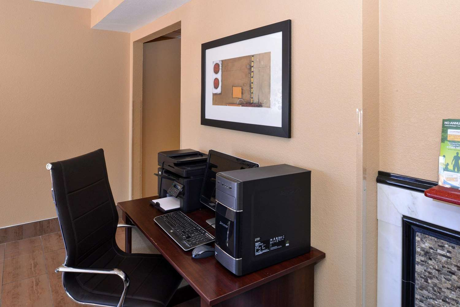 Conference Area - Quality Inn Appleton