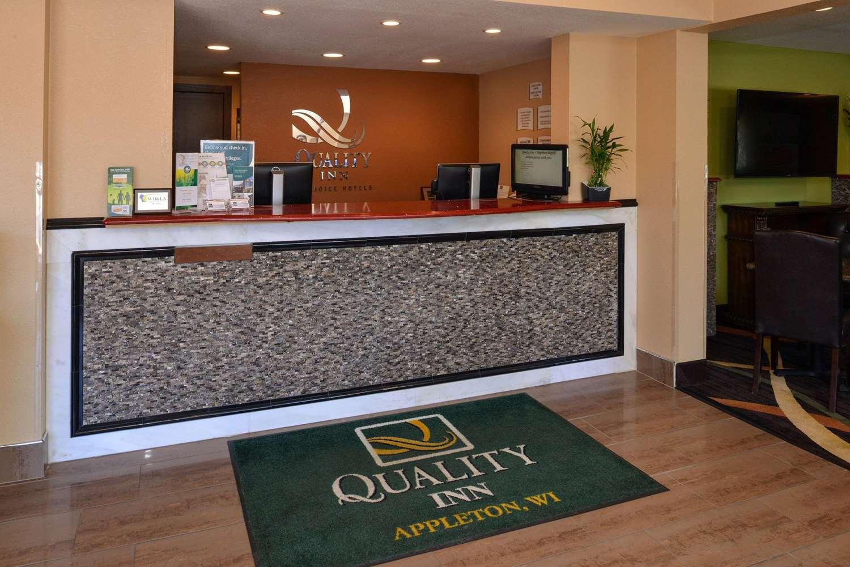 Lobby - Quality Inn Appleton