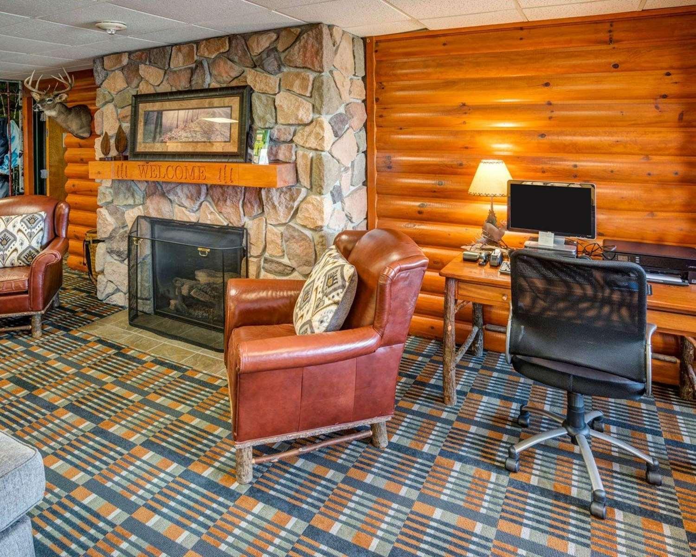 Lobby - Quality Inn Ashland