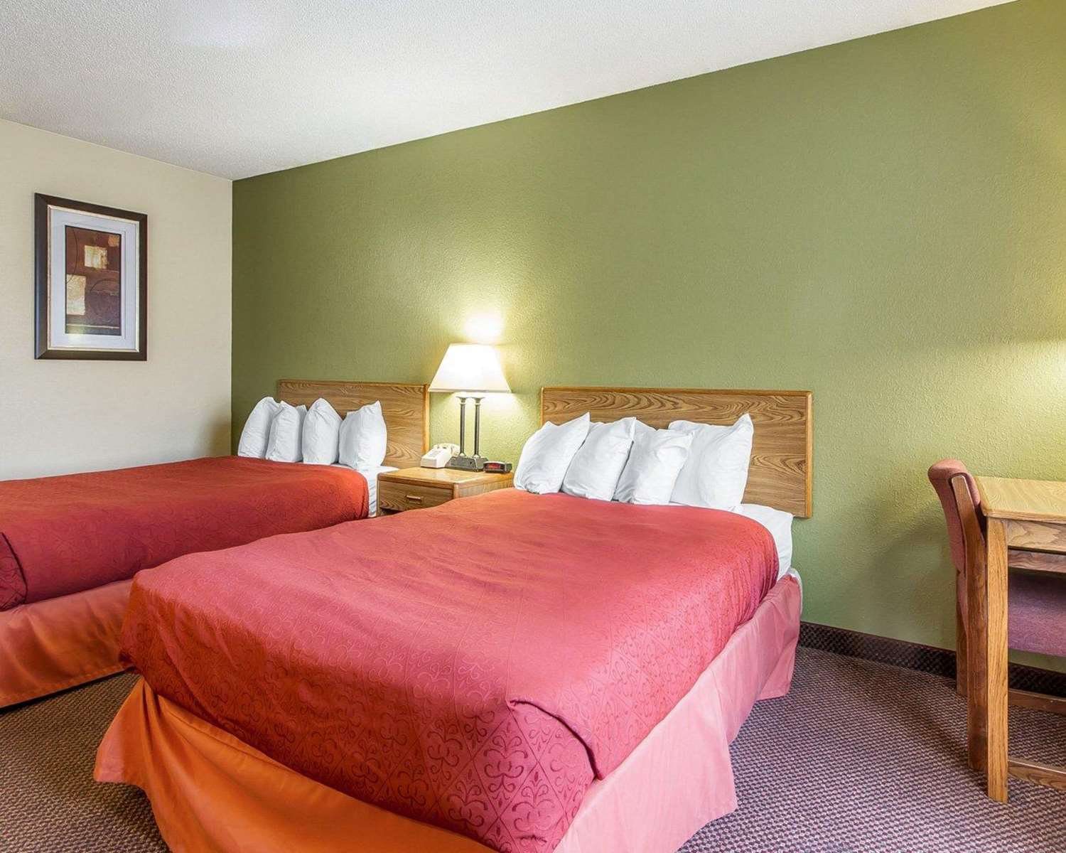 Room - Quality Inn Reedsburg