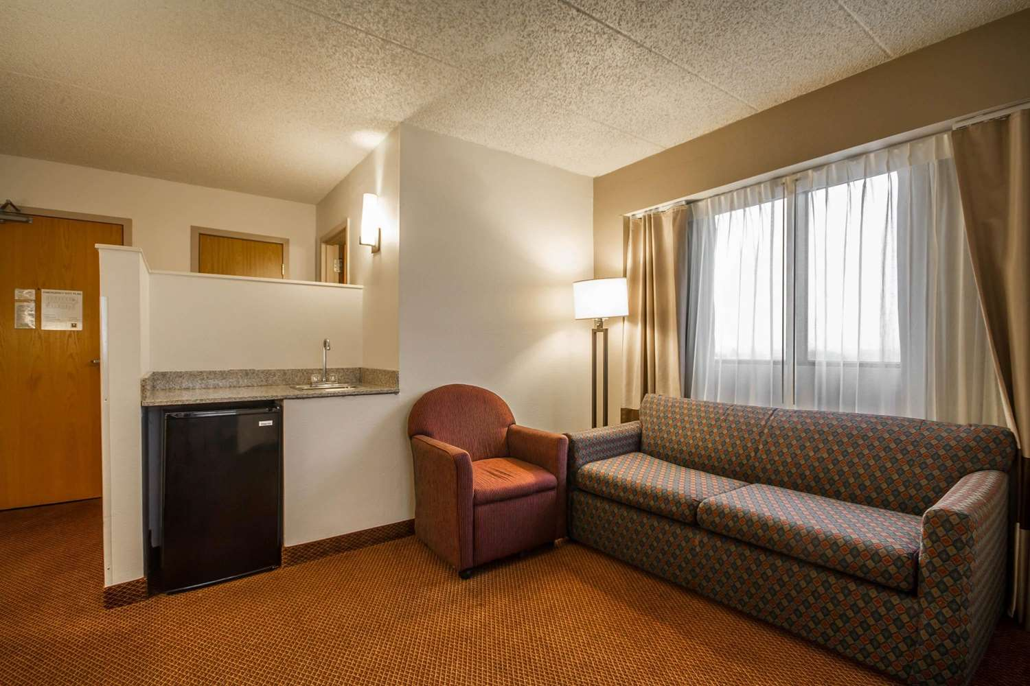 Suite - Comfort Inn & Suites Madison