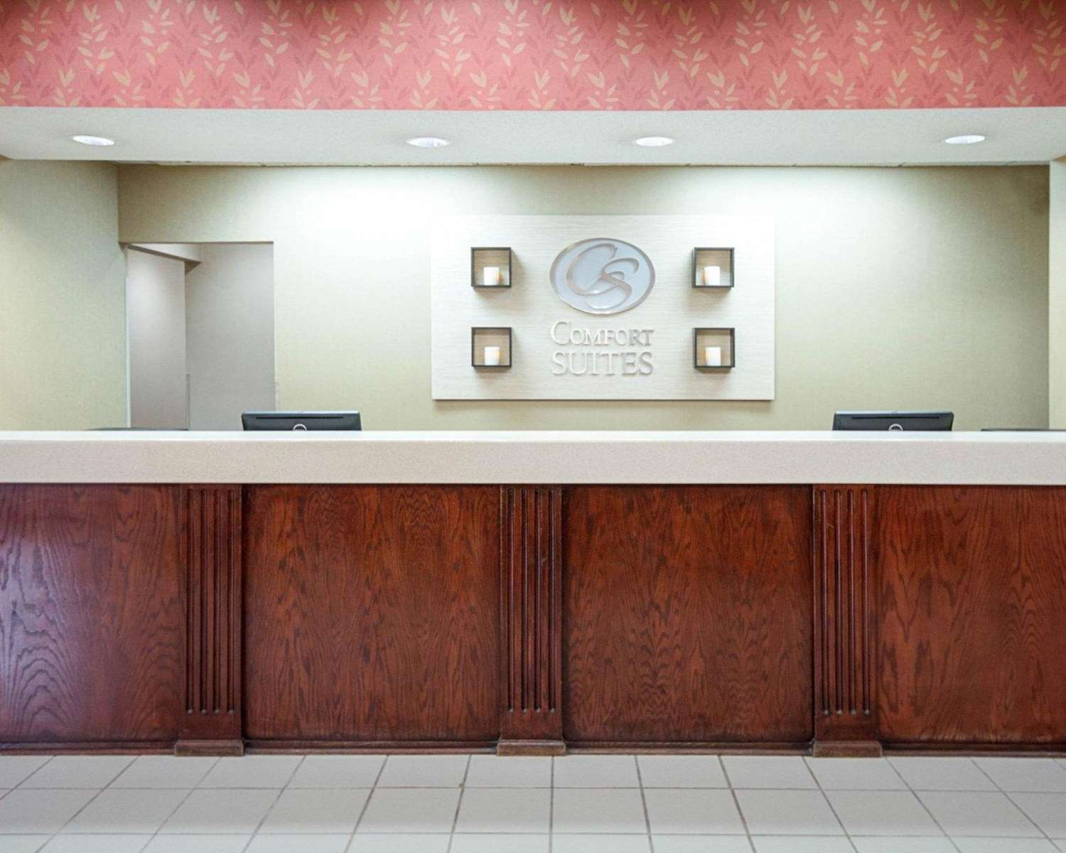 Lobby - Comfort Suites Mineral Wells