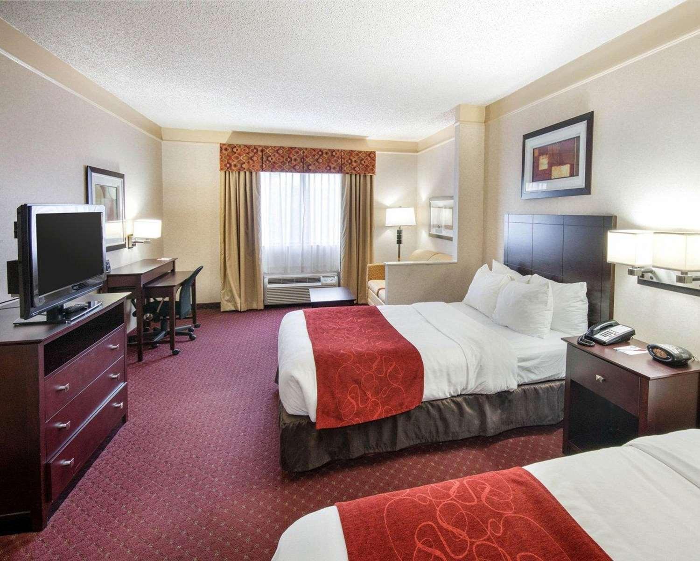 Suite - Comfort Suites Mineral Wells