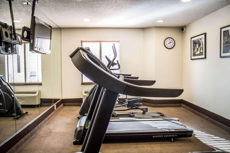 Fitness/ Exercise Room - Sleep Inn Beaver