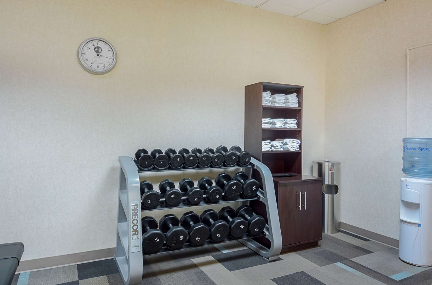 Fitness/ Exercise Room - Clarion Inn Conference Center Harpers Ferry