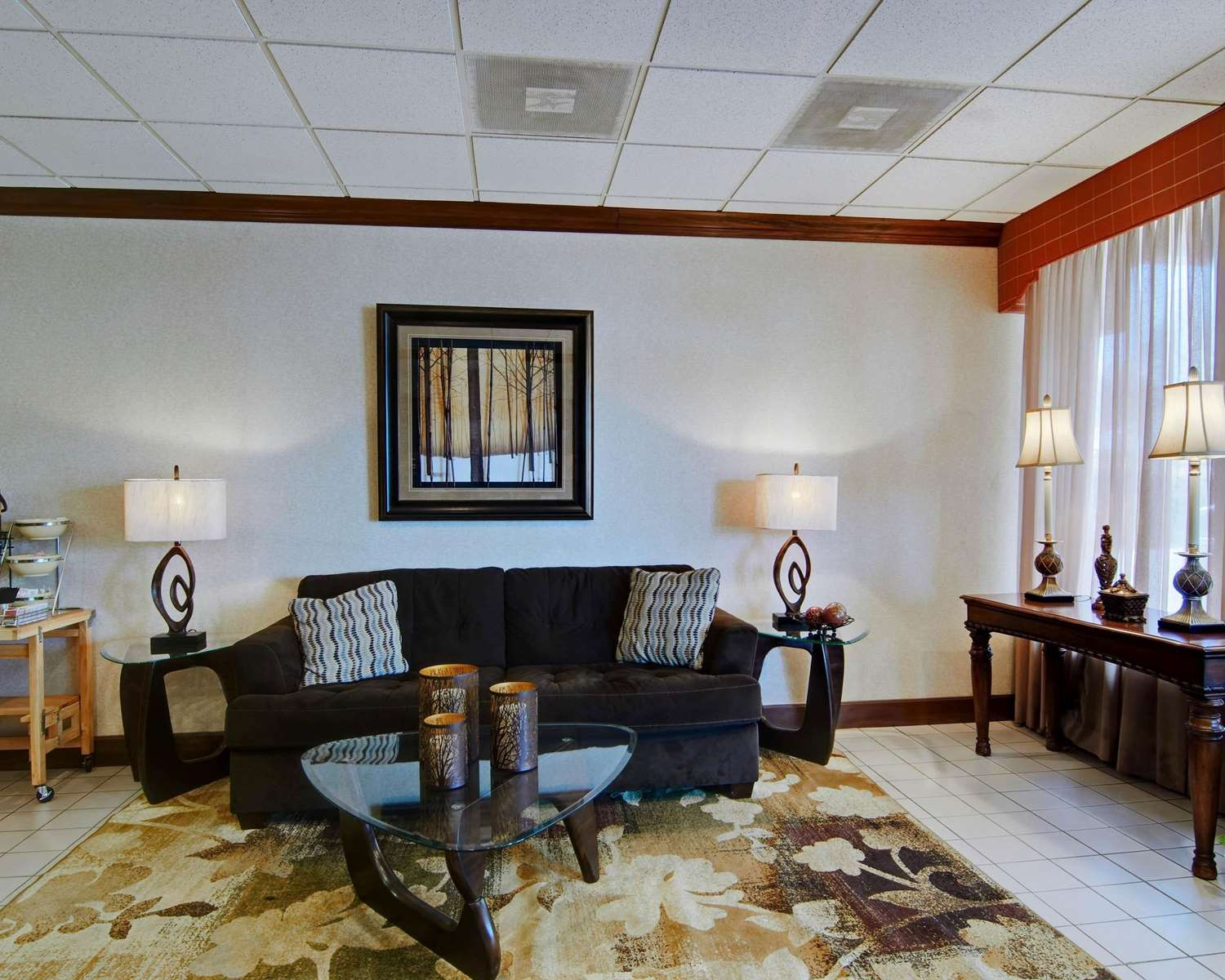 Lobby - Quality Inn Beckley