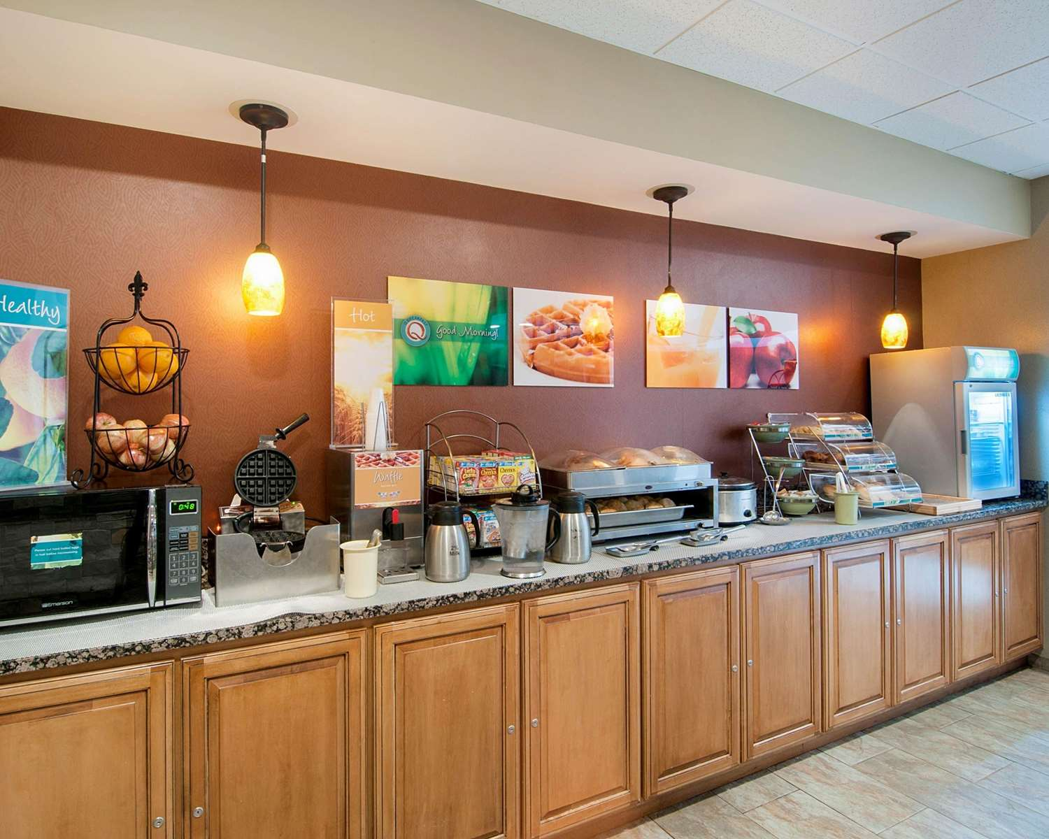 Restaurant - Quality Inn Beckley