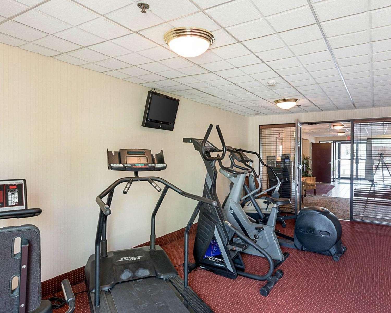 Fitness/ Exercise Room - Quality Inn Shepherdstown