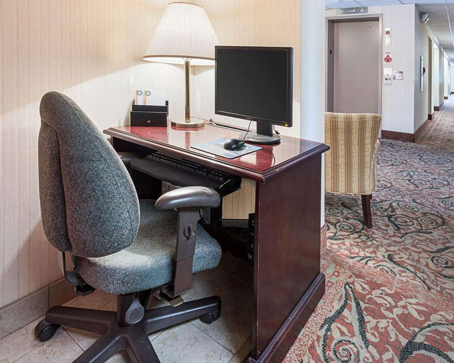 Conference Area - Quality Inn Shepherdstown