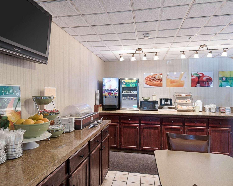 Restaurant - Quality Inn Shepherdstown