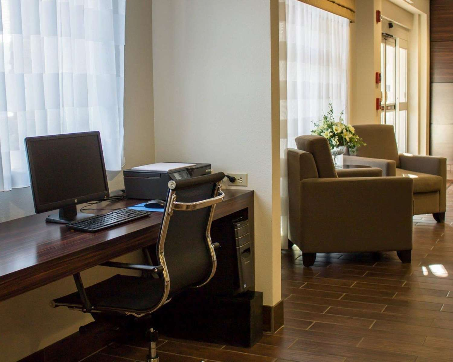 Conference Area - Sleep Inn & Suites Moundsville