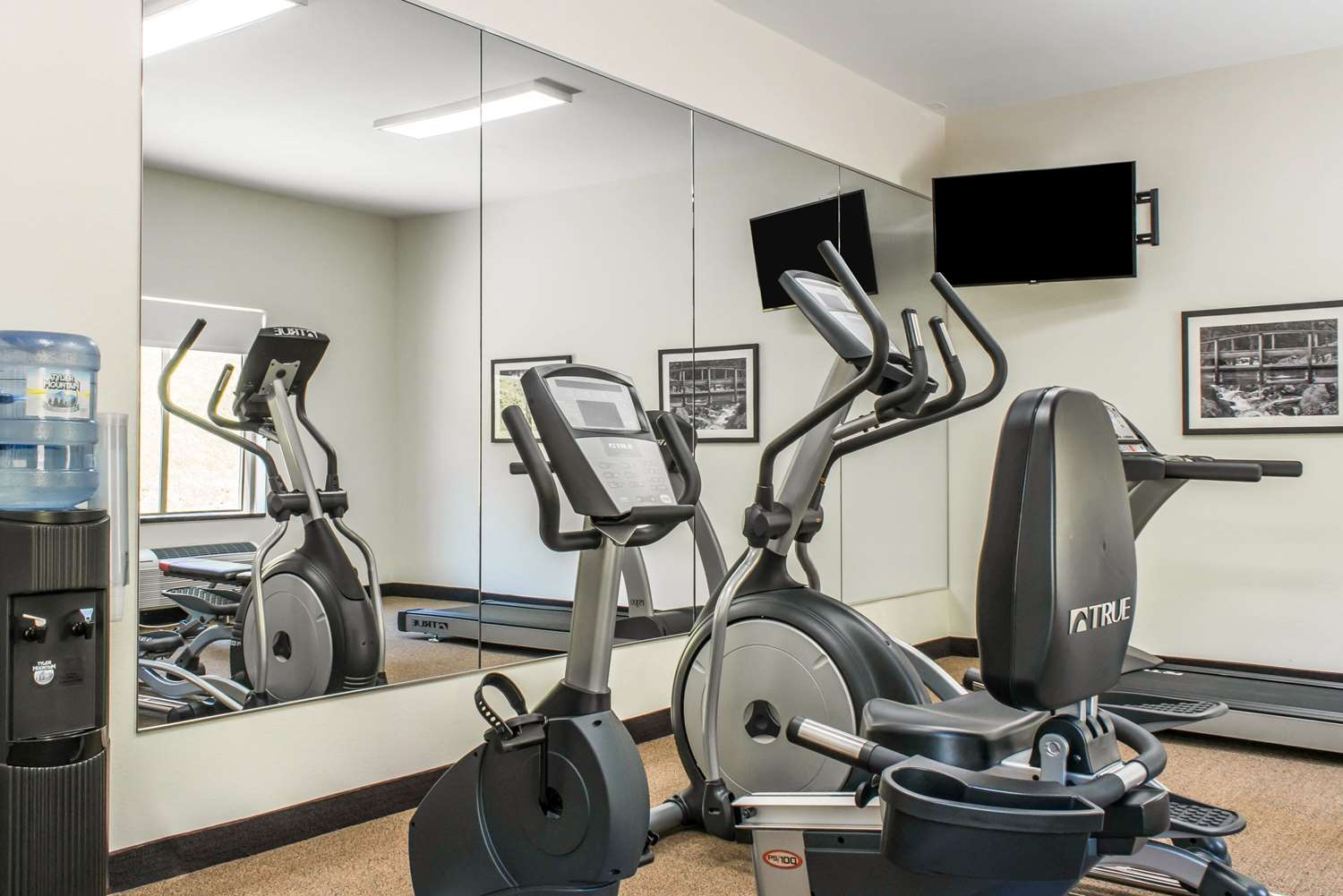 Fitness/ Exercise Room - Sleep Inn Ellenboro