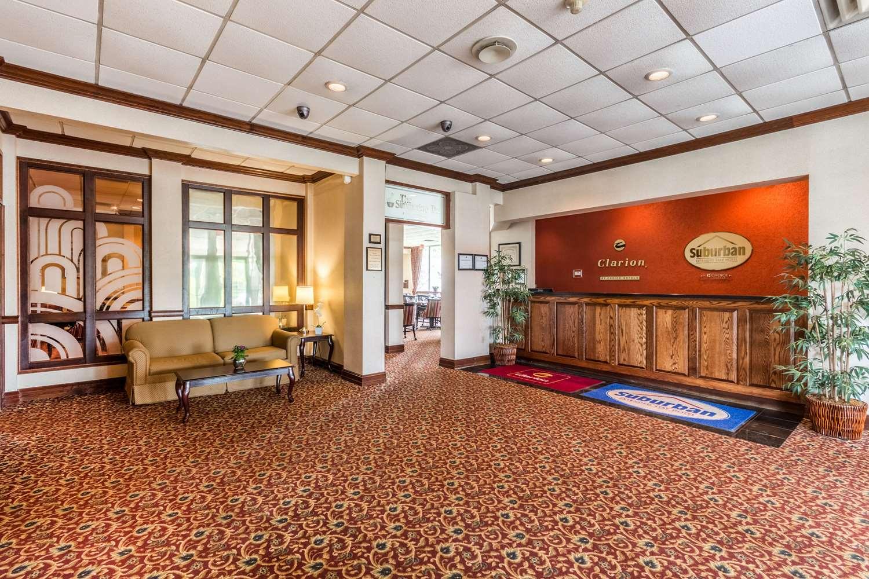 Lobby - Suburban Extended Stay Hotel Fairmont