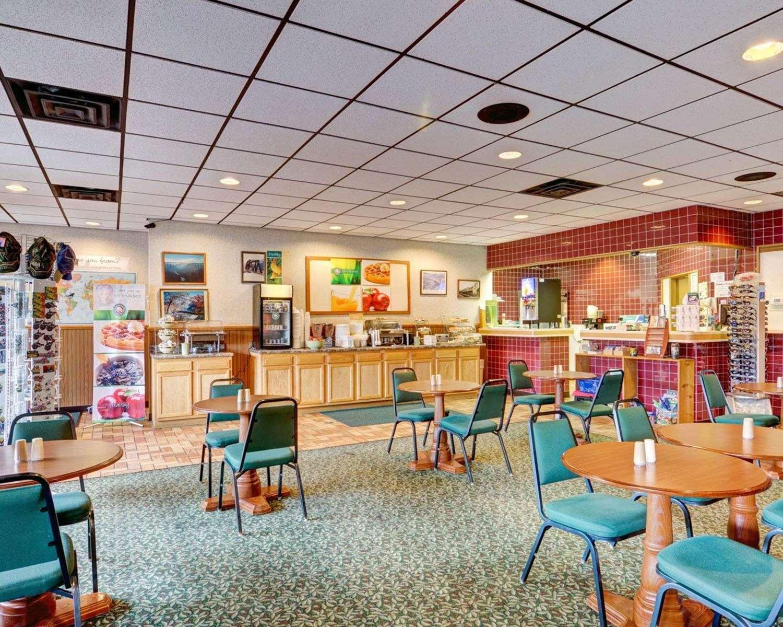 Restaurant - Quality Inn New River Gorge Fayetteville