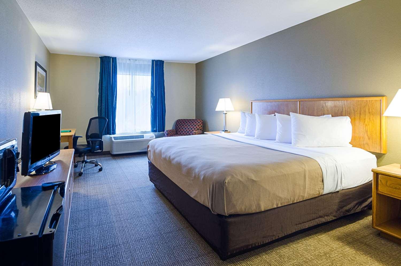 Room - Quality Inn Princeton