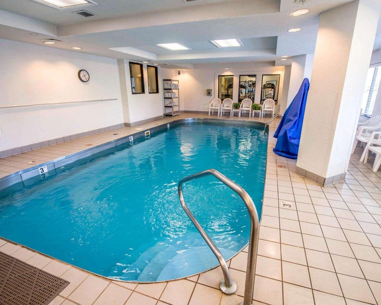 Pool - Sleep Inn & Suites Princeton