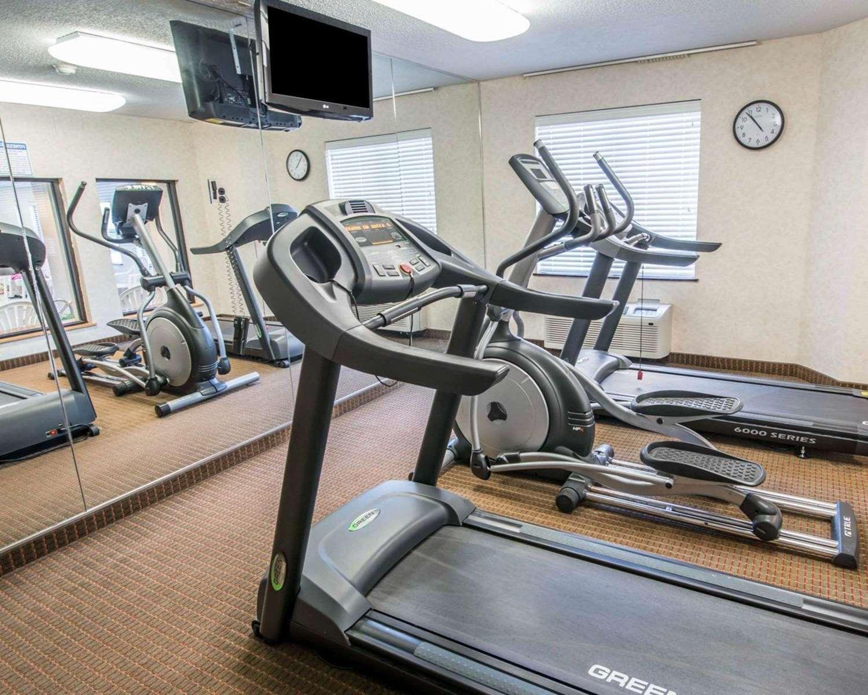 Fitness/ Exercise Room - Sleep Inn & Suites Princeton