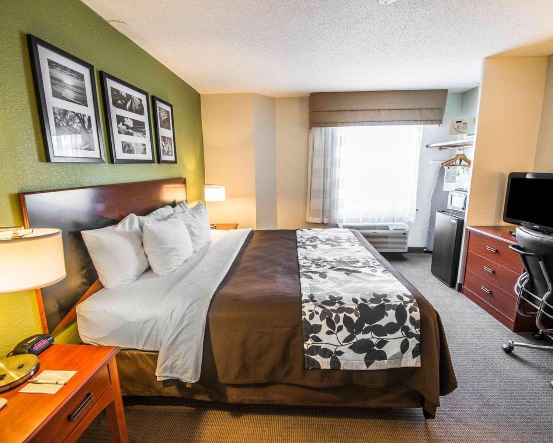 Room - Sleep Inn & Suites Princeton