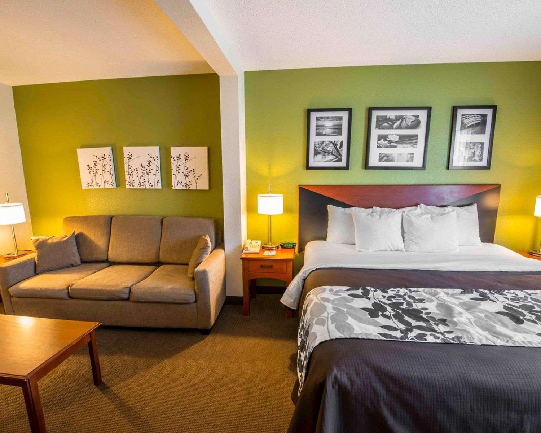 Suite - Sleep Inn & Suites Princeton
