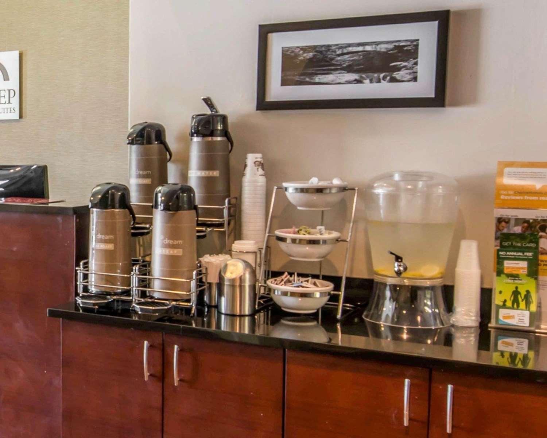 Lobby - Sleep Inn & Suites Princeton