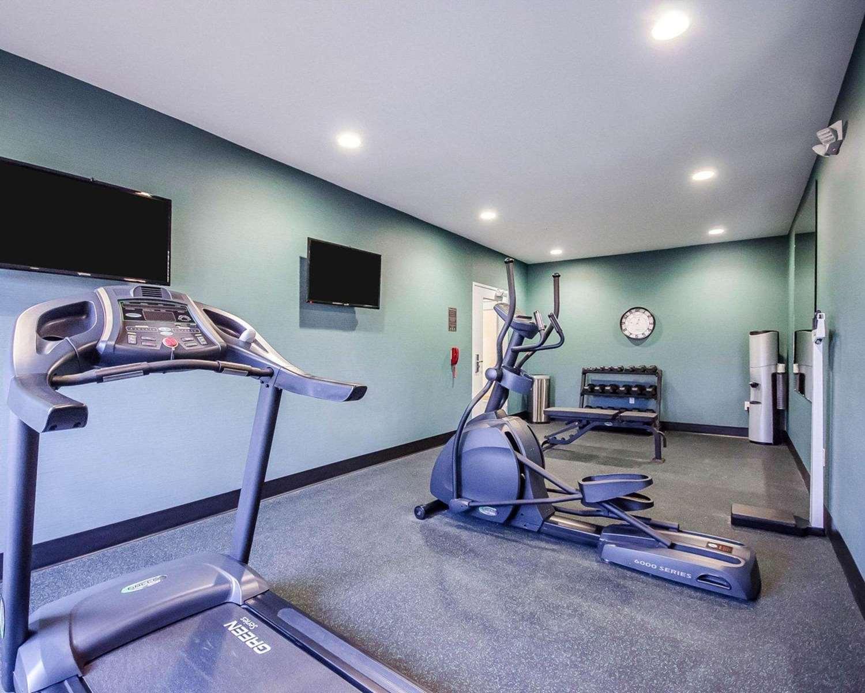 Fitness/ Exercise Room - Comfort Inn Ferdinand