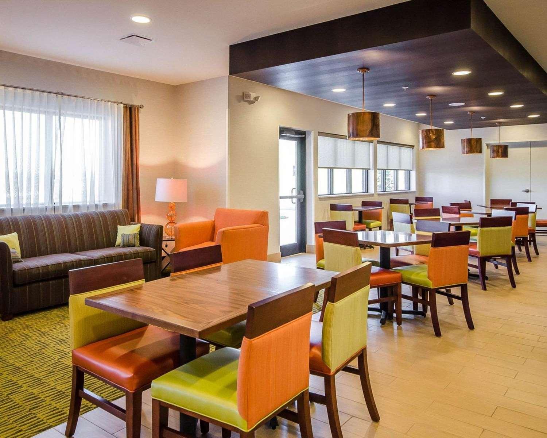 Lobby - Comfort Inn Ferdinand