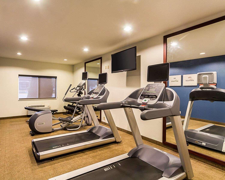 Fitness/ Exercise Room - Comfort Inn East Wichita